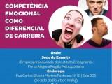 "Palestra Gratuita \""COMPETÊNCIA EMOCIONAL COMO DIFERENCIAL DE CARREIRA\"""