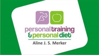 Personal Trainer & Personal Diet - Aline J. S. Merker